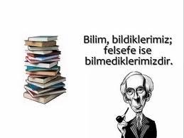 bilim ve felsefe