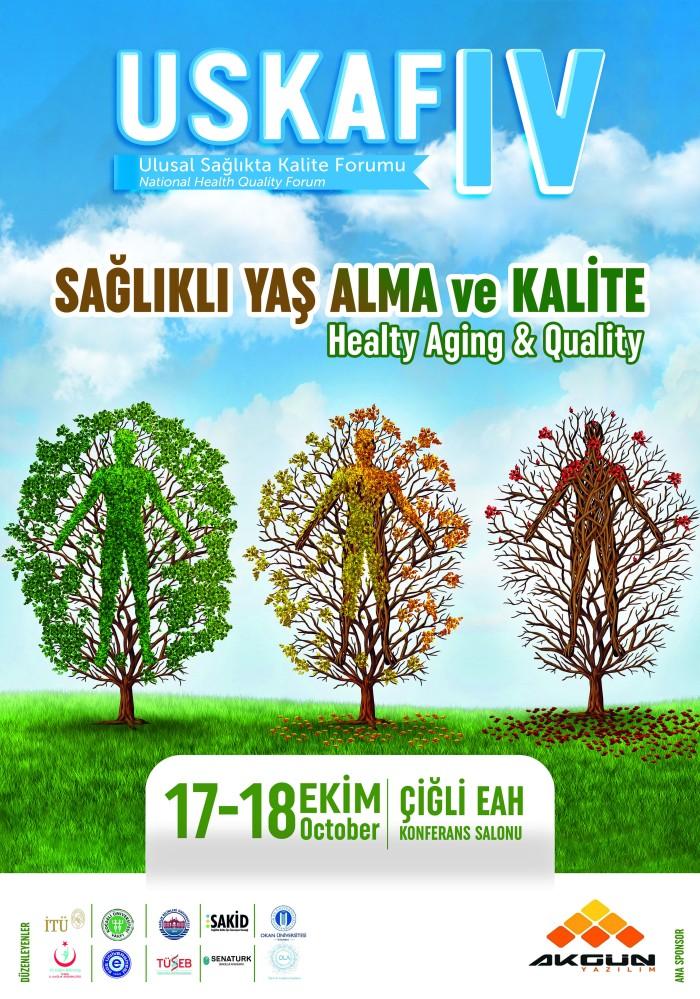 USKAF IV Sağlıklı Yaş Alma ve Kalite İzmir'deYapıldır